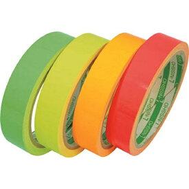 日東 Nitto 蛍光テープ 20mm×5m オレンジ LK-20OR《※画像はイメージです。実際の商品とは異なります》