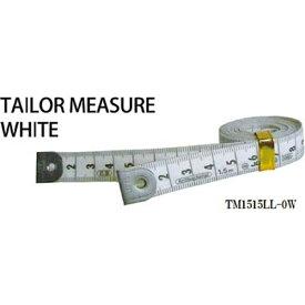 プロマート PROMART プロマート テーラーメジャー1.5m 0点 白/白 TM1515LL−0W