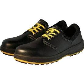 シモン Simon シモン 安全靴 短靴 WS11黒静電靴 25.5cm WS11BKS−25.5