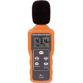 シンワ測定 シンワ デジタル騒音計最高値ホールド機能付 78588