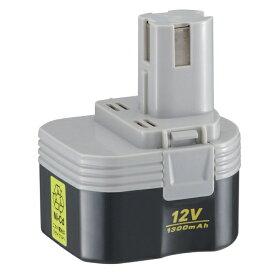 リョービ RYOBI ニカド電池パック 12V 1300mAh B-1203F2