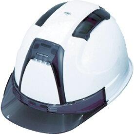 トーヨーセフテイー TOYO SAFETY トーヨーセフティ TOYO 通気孔付きヘルメット(白) NO.390F−OTSS−W