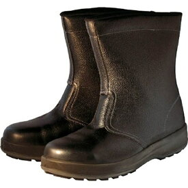 シモン Simon シモン 安全靴 半長靴 WS44黒 25.5cm WS44BK−25.5