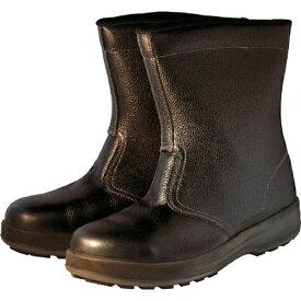 シモン Simon シモン 安全靴 半長靴 WS44黒 25.0cm WS44BK−25.0