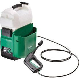 工機ホールディングス Koki 18V コードレス高圧洗浄機 本体のみ AW18DBL-NN[AW18DBLNN]