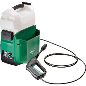 工機ホールディングス Koki 14.4V コードレス高圧洗浄機 本体のみ AW14DBL-NN