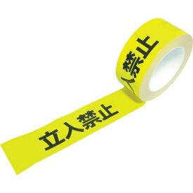 日東 Nitto 日東 プリントラインテープ E−SDP 50mm×50m 立入禁止 50E−SDP21