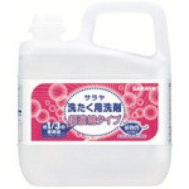 サラヤ saraya サラヤ 洗濯用洗剤超濃縮5L 51702
