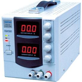 カスタム CUSTOM 直流安定化電源 直流安定化電源 DP−3003