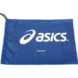 アシックス asics アシックス シューバッグ(M) リフレックスブルー(28×40cm) TZS986.41−F