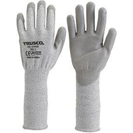 トラスコ中山 TRUSCO グラスファイバー手袋PU手のひらコートロング S TGL−5232ZL−S