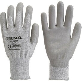 トラスコ中山 TRUSCO グラスファイバー手袋PU手のひらコート M TGL−5232Z−M
