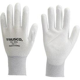 トラスコ中山 TRUSCO カーボン・ナイロンインナー手袋PU手のひらコート S TGL−9031−S