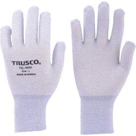 トラスコ中山 TRUSCO カーボン・ナイロンインナー手袋 S TGL−9000−S