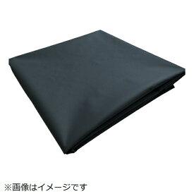 トラスコ中山 TRUSCO ターポリンシート ブラック 1800X3600 0.35mm厚 TPS1836−BK《※画像はイメージです。実際の商品とは異なります》