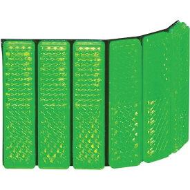 キャットアイ CATEYE キャットアイ レフテープ 50mm×70mm 緑 RR−1−G6P