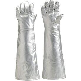 トラスコ中山 TRUSCO 遮熱・耐熱手袋 ロング TMT−767FA