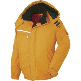 ジーベック XEBEC ジーベック 582582防水防寒ブルゾン オレンジ L 582−82−L