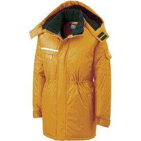 ジーベック XEBEC ジーベック 581581防水防寒コート オレンジ 3L 581−82−3L