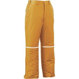 ジーベック XEBEC ジーベック 580580防水防寒パンツ オレンジ LL 580−82−LL