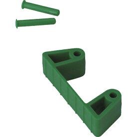 キョーワクリーン KYOWA CLEAN Vikan ブラケット (ラバークリップ) 1019 グリーン 10192