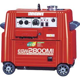 やまびこ YAMABIKO 新ダイワ エンジン溶接機・兼発電機 135A EGW2800MI 【メーカー直送・代金引換不可・時間指定・返品不可】