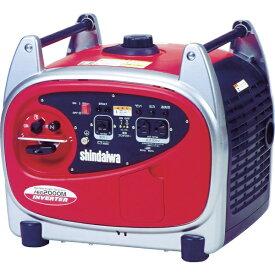 やまびこ YAMABIKO 新ダイワ 防音型インバーター発電機 2.0kVA IEG2000M−Y 【メーカー直送・代金引換不可・時間指定・返品不可】