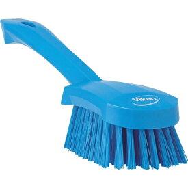 キョーワクリーン KYOWA CLEAN Vikan ショートハンドルブラシ 4192 ブルー 41923