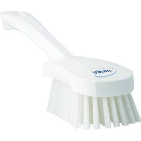 キョーワクリーン KYOWA CLEAN Vikan ショートハンドルブラシ 4190 ホワイト 41905