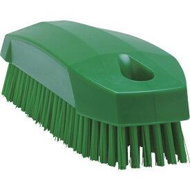 キョーワクリーン KYOWA CLEAN Vikan ネイルブラシ 6440 グリーン 64402