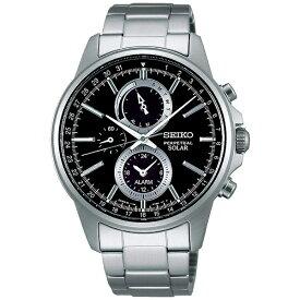 セイコー SEIKO [ソーラー時計]スピリット(SPIRIT) 「スピリットスマート」 SBPJ005