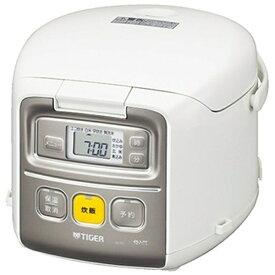 タイガー TIGER JAI-R551-W 炊飯器 炊きたてミニ ホワイト [3合 /マイコン][JAIR551] [一人暮らし 単身 単身赴任 新生活 家電]
