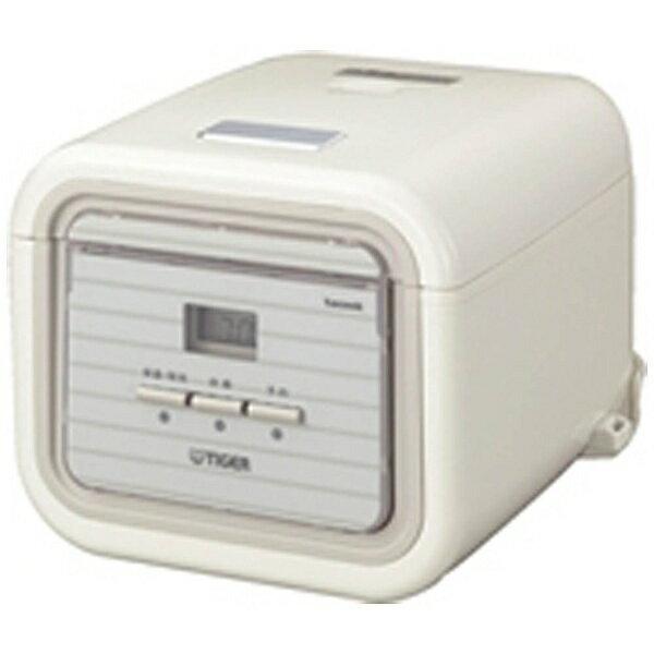 タイガー TIGER JAJ-A552 炊飯器 炊きたて tacook(タクック) シンプルホワイト [3合 /マイコン /3.0kg][JAJA552] [一人暮らし 単身 単身赴任 新生活 家電]