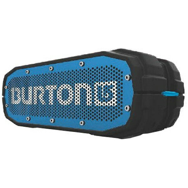 BRAVEN ブラヴェン BRVXBBU ブルートゥース スピーカー BRV-X BURTON Blue/Black [Bluetooth対応 /防水][BRVXBBU]