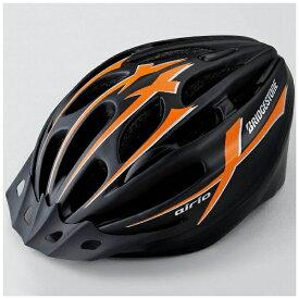 ブリヂストン BRIDGESTONE 子供用ヘルメット エアリオヘルメットL(ブラック/56〜60cm) CHA5660