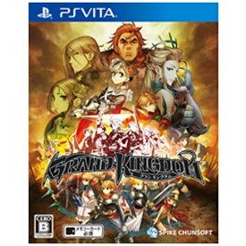スパイクチュンソフト Spike Chunsoft グランキングダム【PS Vitaゲームソフト】