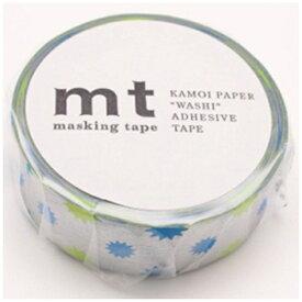 カモ井加工紙 KAMOI mt 1P マスキングテープ(キラキラ・シルバー) MT01D296