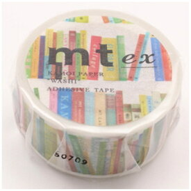 カモ井加工紙 KAMOI mt ex マスキングテープ(books) MTEX1P112