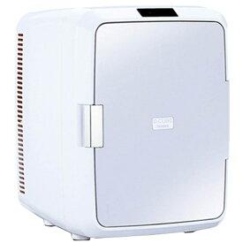 ツインバード TWINBIRD HR-DB08GY ポータブル電子適温ボックス[2電源式] D-CUBE X[冷蔵庫 小型 HRDB08GY]