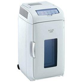 ツインバード TWINBIRD HR-DB07GY ポータブル電子適温ボックス[2電源式] D-CUBE L[冷蔵庫 小型 HRDB07GY]