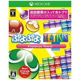 セガゲームス SEGA Games ぷよぷよテトリス スペシャルプライス【Xbox Oneゲームソフト】