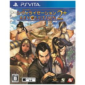テイクツー・インタラクティブ Take-Two Interactive シヴィライゼーション レボリューション2+【PS Vitaゲームソフト】