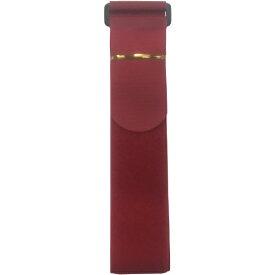 ユタカメイク YUTAKA ユタカ マジックテープ 結束テープ 50mm巾×1050mm レッド G−723