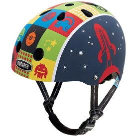 NUTCASE 子供用ヘルメット nutcase Little Nutty(スペースキャデット/XSサイズ:48〜52cm)
