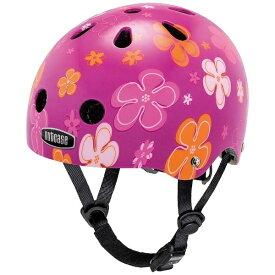 NUTCASE 幼児用ヘルメット nutcase Baby Nutty(ペタルパワー/XXSサイズ:47〜50cm)