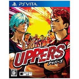 マーベラス Marvelous UPPERS(アッパーズ)【PS Vitaゲームソフト】