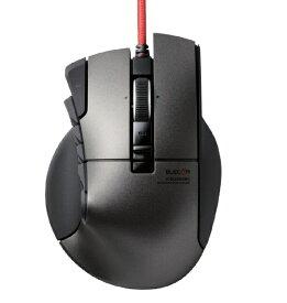 エレコム ELECOM M-DUX50BK ゲーミングマウス DUXシリーズ ブラック [光学式 /14ボタン /USB /有線][MDUX50BK]