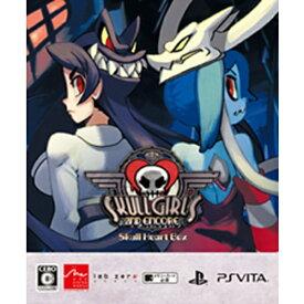 アークシステムワークス ARC SYSTEM WORKS スカルガールズ 2ndアンコール -Skull Heart Box-(限定版)【PS Vitaゲームソフト】