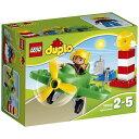 """レゴジャパン LEGO(レゴ) 10808 デュプロ デュプロ(R)のまち""""小さなひこうき"""""""