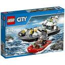 【送料無料】 レゴジャパン LEGO(レゴ) 60129 シティ ポリスパトロールボート